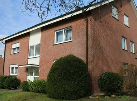 Ennigerloh: 3-Zimmer-Erdgeschoss-Wohnung mit Terrasse und Garten