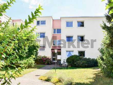 Exzellente 2-Zi.-Wohnung mit Wohlfühlgarantie in der Nähe von Heidelberg