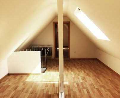Erstbezug, renovierte 3-Zimmer-Maisonette-Wohnung in Dossenheim