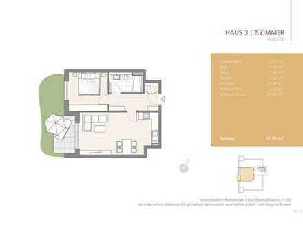 *BESICHTIGUNG SONNTAG 11-13 UHR* 2-Zimmer mit eigenem Garten! (302)