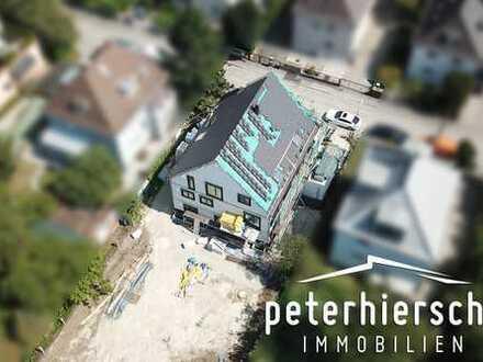 Ramersdorf: Moderne 5-Zimmer-EG-Wohnung, Erstbezug