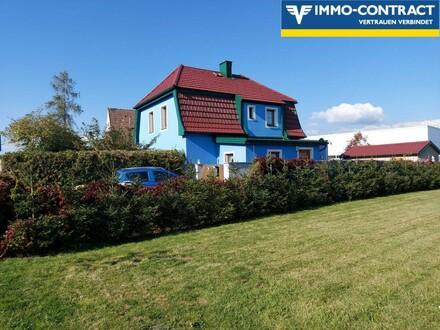 Einfamilienhaus in zentraler Lage-Radfahrwege vor der Haustür
