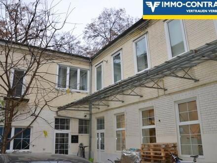 Im Klassischen Fuhrwerkerhaus mit eigenem Hof - Geschäftsfläche/Büro & Wohneinheit