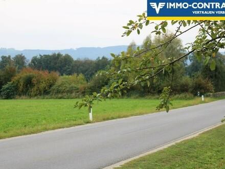 BETRIEBSGEBIET | großes Grundstück mit Bauland-Betriebsgebiet in der Nähe von Amstetten...