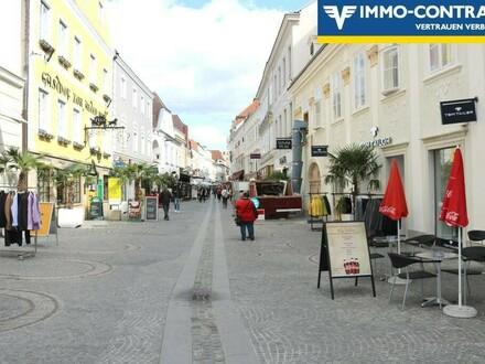 LAGE, LAGE, LAGE   Geschäfsfläche direkt in Kremser Fußgängerzone...