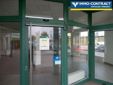 Geschäftslokal mit Innen- und Aussen Lager