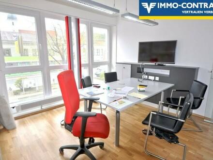 Büroräumlichkeiten mit Teeküche und eigenem Server mitten im Zentrum