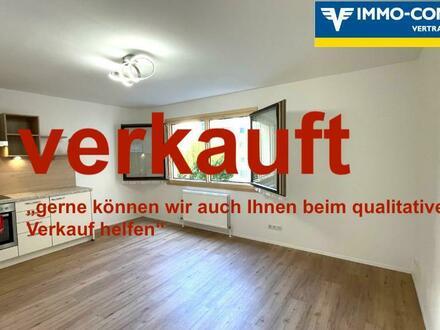 Schön & ordentlich sanierte 1-Zimmer Wohnung in guter Lage. Garconniere