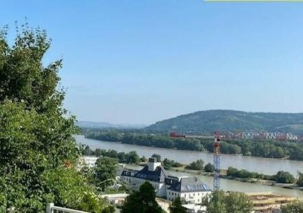 Rarität mit Blick auf die Donau - ein Döblinger Aussichtstraum !