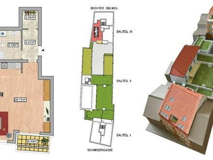 Neubauprojekt - Wohnen mit Anspruch