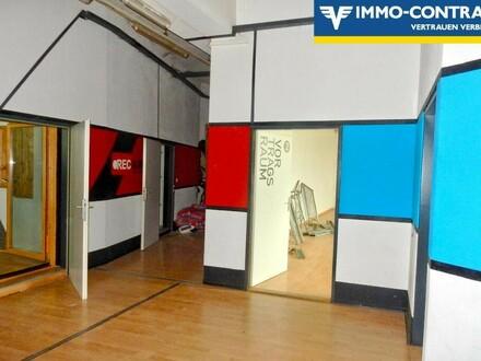 Ehemaliges Tonstudio ca. 550 m² wird unbefristet und branchenfrei vermietet