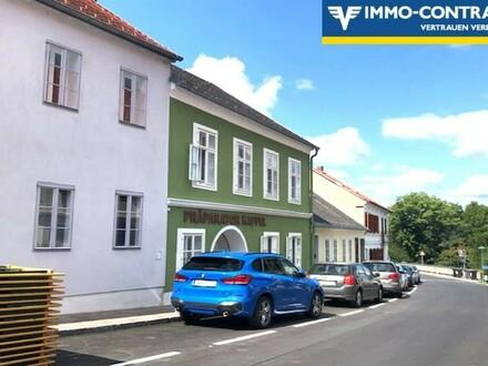 PREISREDUKTION - Jahrhundertwendehaus mit Wohn- und Geschäftsmöglichkeit