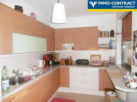Ideal aufgeteilte Wohnung in ruhiger Wohngegend!