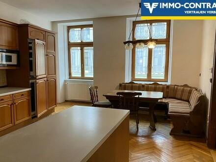 Schöne Wohnung mit großer Wohnküche und 2 Zimmer - Nähe Aumannplatz