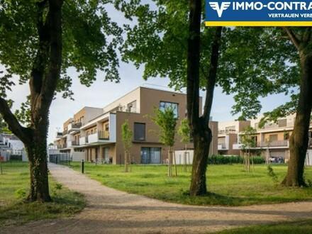 Wohnen im grünen Park - Helle und moderne 2 Zi. Balkonwohnung in toller Anlage !!