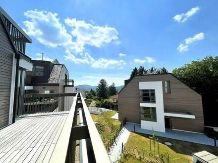 Terrassenwohnung mit Weitblick zw. Stadt & Land f. gehobene Ansprüche // Terrace apartment with far-reaching view btw.…