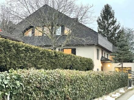 Große Villa auf südseitigem Grundstück an der Grenze zu Wien Liesing // Large Villa on south-facing plot on the border…