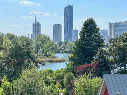Dachgeschoss Traum-Maisonette am unteren alten Donau - Provisionsfrei f. Käufer // Attic dream-maisonette at the lower…