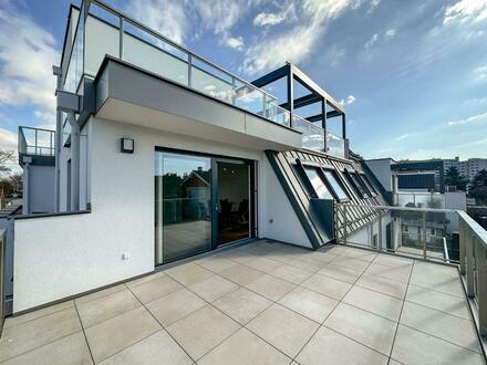 Hochwertig gebaut, gemütlich wohnen nahe Donauzentrum - Provisionsfrei f. Käufer // High-quality construction, cosy liv…