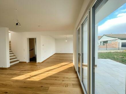 Modernes Haus mit Garten in Langenzersdorf … Prov.frei f. Käufer // Modern house with garden in Langenzersdorf … Buyer…