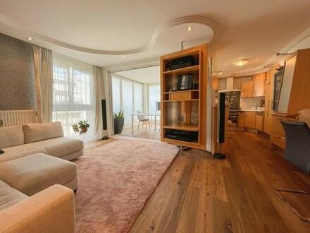 Architekten-Wohnung neben U-Bahn, möbliert oder unmöbliert // Architect Flat next U-Station, furnished or unfurnished