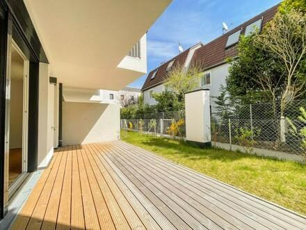 3 Zimmer Duplex mit Terrasse und Garten // 3 Rooms Duplex with terrace and garden