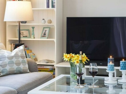Eine wirklich elegante Single Wohnung - Provisionsfrei f. Käufer // A really elegant single apartment - Buyer Commissio…