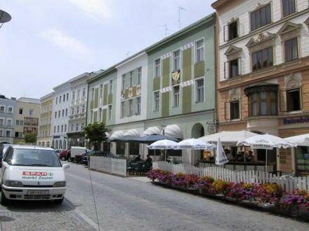 Büros im Postgebäude