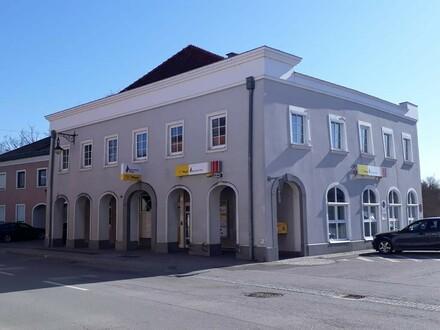 Büroflächen im Postgebäude