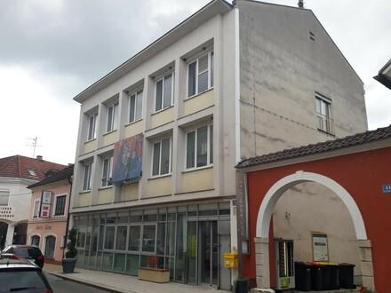 Geschäftshaus_ehemalige Postfiliale und Wählamt der Telekom Austria