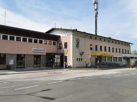 Büro-,Geschäfts- sowie Wohnhaus im Zentrum