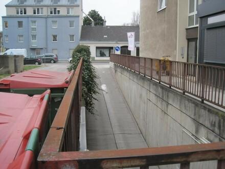 Motorrad - Abstellplatz
