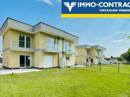 Exzellente Neubau-Doppelhaushälften mit überzeugender Raumaufteilung! Hochwertig gebaut!