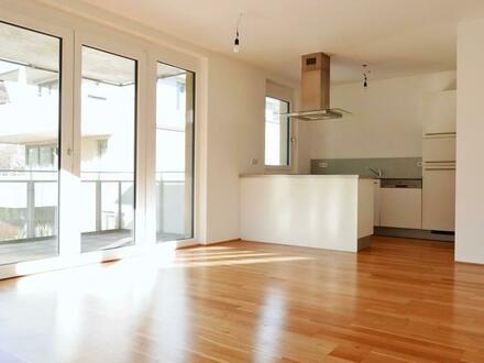Sonnig und fein - 2 Zimmer Terrassenwohnung in Nonntal