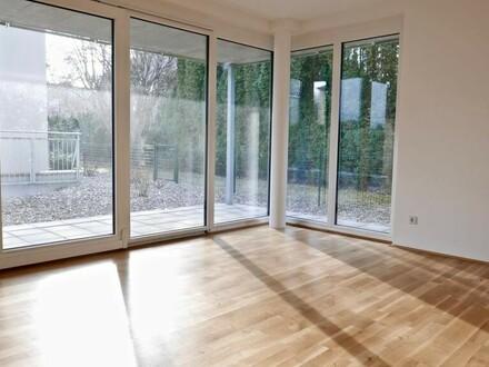 Zu Fuß in die Altstadt - Ideal für Paare: 3 Zimmer Terrassenwohnung in Nonntal