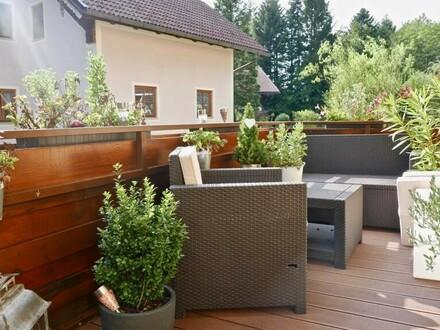 4 Zimmer Wohnung in grüner Ruhelage mit Balkon - ca. 90 m² Wnfl. - 5324 Faistenau