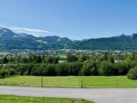 Baugrundstück inkl. Projektierung für 7 Parteien Haus mit 1.500 m² Grundstücksfläche - 5400 Hallein / Adneter Riedl