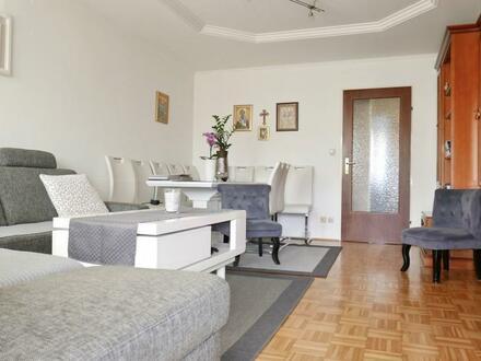 Ideale Familienwohnung - 3 Zimmer mit Loggia nahe Schule in Mondsee
