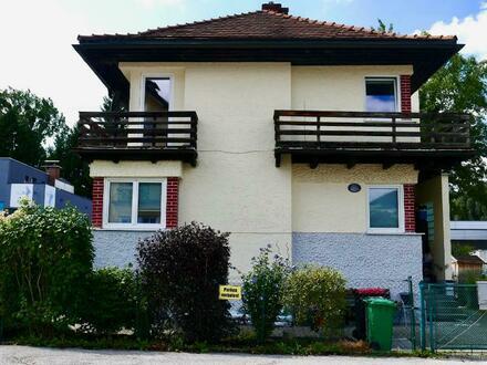 Einfamilienhaus mit großem Garten und Option auf gewerblichen Ausbau - Schallmoos