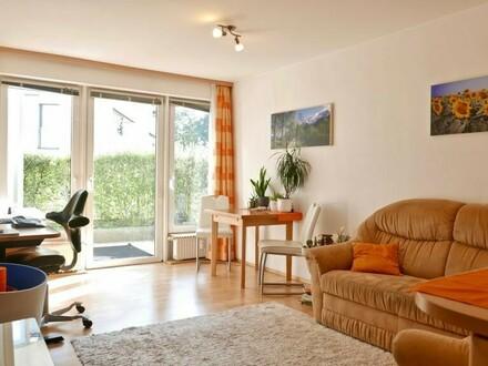 Wunderschöne 2 Zimmer Terrassenwohnung in Traumlage - 5020 Salzburg / Itzling