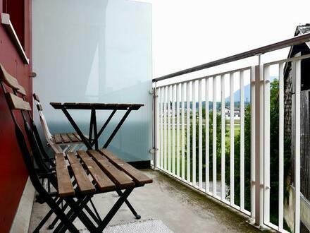 Charmante Garconniere mit Balkon in altem Gutshof Wals