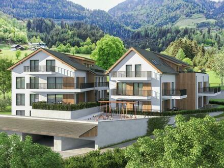 Wohnen, wo andere Urlaub machen! 4 Zimmer Penthouse mit 2 Balkonen - St. Johann i.P.