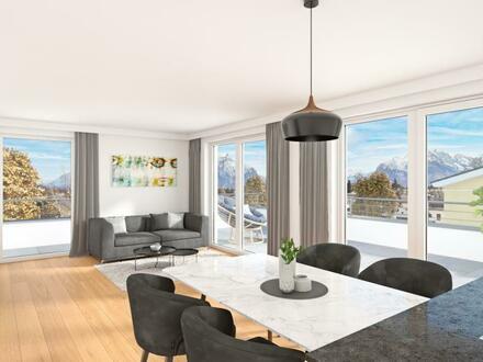 Bauvorhaben Gorianstraße / Riedenburg - Top 5 - Penthouse