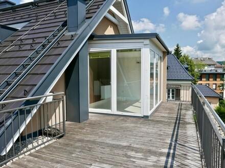 Große 3 Zimmer Dachterrassenwohnung mit Fußbodenheizung - Itzling