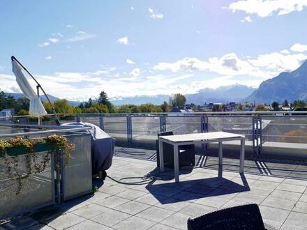 Fantastischer Bergblick! 3 Zimmer Dachterrassenwohnung - ca 77 m² Wnfl - 5020 Salzburg / Maxglan