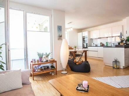 MODERN und VERMIETET: 3 Zimmer Terrassenwohnung in Siezenheim