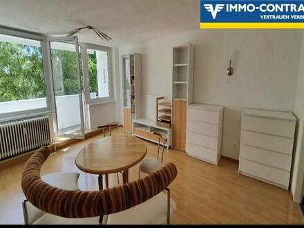 Moderne 2-Zimmer Wohnung mit Einbauküche und sonniger Loggia
