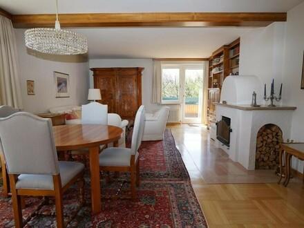 Salzburg Stadt: Repräsentatives Wohnen am Arenberg: 4-Zimmer-Wohnung, 104 qm mit Dachterrasse