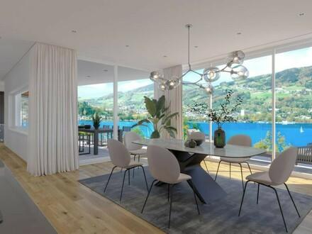 Exclusive Villa mit SPA in Toplage am Mondsee - Erstbezug