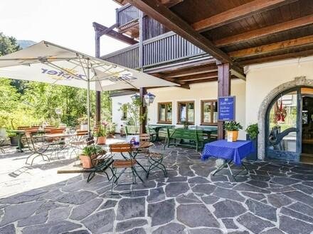 Cafe/Restaurant am Mondsee - an gut frequentierter Bundesstrasse- Aktuell laufender Betrieb
